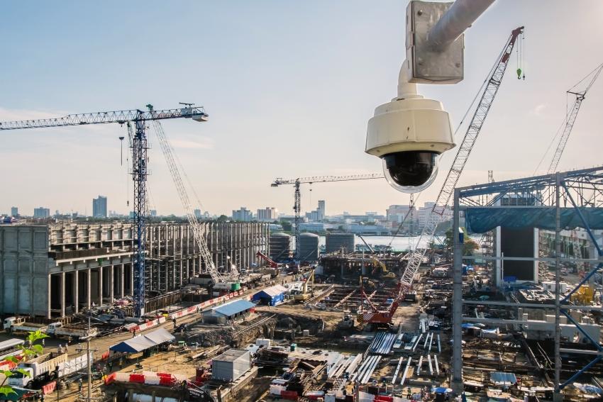 Комплект видеонаблюдения на 1 камеру для помещения