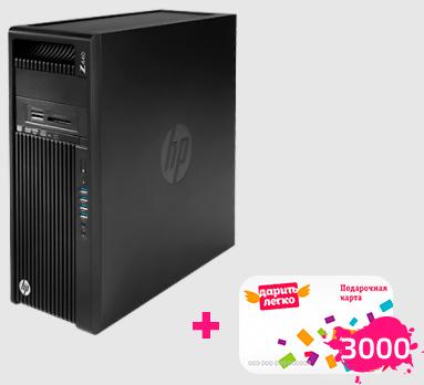 HP Z 440 Series